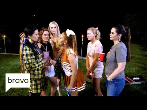 LeeAnne Locken And Brandi Redmond's Feud Gets Heated | RHOD: Season 3, Episode 16 | Bravo