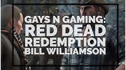 Gays in Games - Red dead redemption 2 ; is Bill gay?
