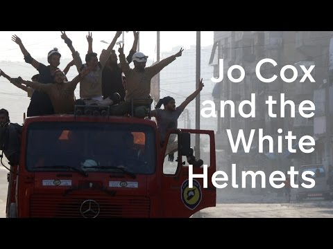 Jo Cox, the White Helmets and the Nobel Peace Prize