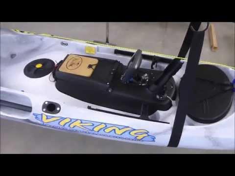 Viking Kayaks Profish Reload 'Off the water' review