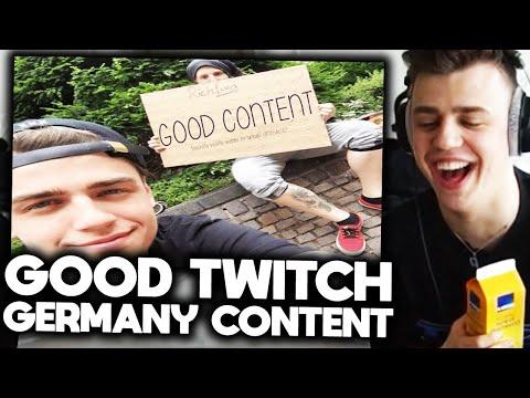 Papaplatte reagiert auf Deutsche Twitch Clips (Vegan rare)  👌🏼