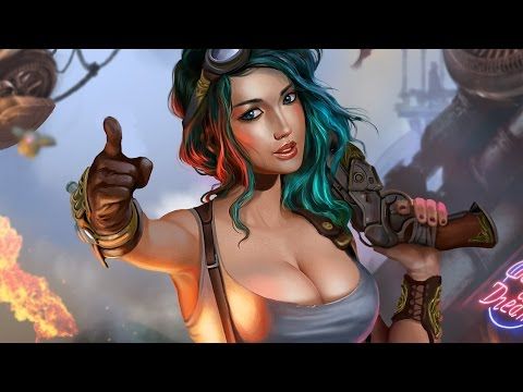 'STEAMPUNK'   2 Hours of Epic Fantasy & Adventure Music Mix
