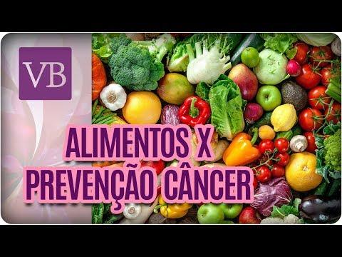 Alimentação Para Prevenção do Câncer de Mama | Outubro Rosa - Você Bonita (19/10/17)