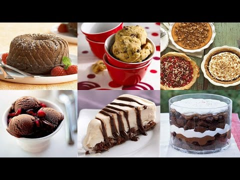 1 Week Diabetes-Friendly Chocolate Desserts Ideas
