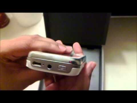 Nokia N86 - Unboxing Video
