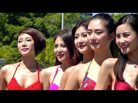 No.1 Super Mission Hainan Beauty Contest Goes Tropical