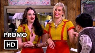 """2 Broke Girls 6x07 Promo """"And the Sophie Doll"""" (HD)"""