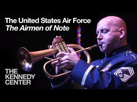The United States Air Force (USAF) Airmen of Note - Millennium Stage (April 3, 2016)