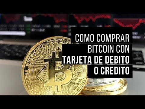 TUTORIAL - Como Comprar Bitcoin Con Tarjeta De Débito O Crédito