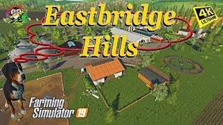 "[""Eastbridge Hills"", ""tazzienate"", ""4k"", ""4k video"", ""4k resolution"", ""4k resolution video"", ""fs19"", ""fs-19"", ""fs19 mods"", ""fs19 maps"", ""farming simulator"", ""farming simulator 19"", ""farming simulator 2019"", ""farming simulator 19 mods"", ""farming simulator"