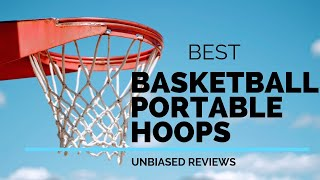 10 Best Basketball Portable Hoops With Price | Top 10 Products