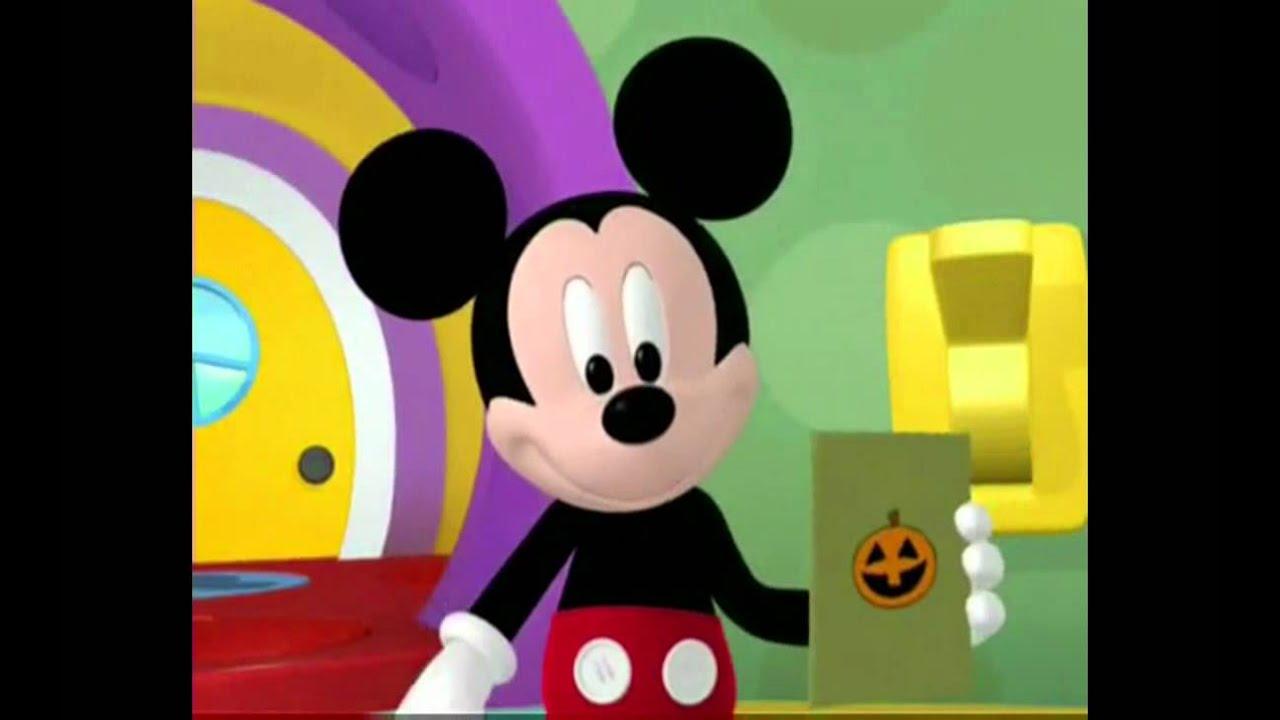 La casa de mickey mouse vamos a la fiesta youtube - Youtube casa mickey mouse ...