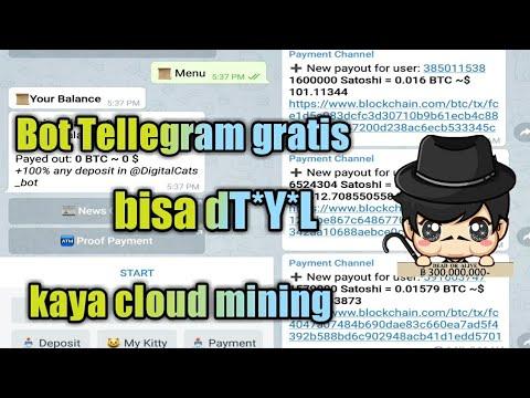 Bot Telegram Penghasil Btc  Buruan Daftar