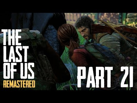 The Last Of Us Remastered Grounded: Suburbs Sniper - Part 21