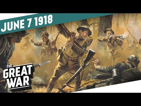 The Battle of Belleau Wood Begins I THE GREAT WAR Week 202