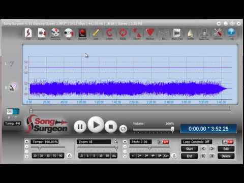 Audio channel isolation - Song Surgeon Video Tip