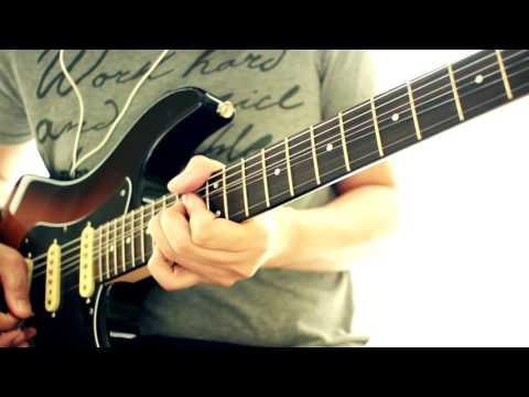 "Joe Bonamassa Jam Track - ""Different Shades of Blue"" with Line 6 Variax and AMPLIFi TT"