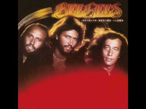 The Bee Gees - Spirits (Having Flown).wmv