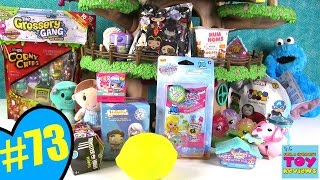 Blind Bag Treehouse #73 Unboxing My Little Pony Play Doh Surprise Egg Shopkins Disney | PSToyReviews(It's time for another Blind Bag Treehouse. In this episode we find a Play-Doh surprise egg, Num Noms, Squinkies & Shopkins. Also Monster High Minis, Animal ..., 2016-08-14T13:00:01.000Z)