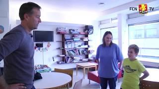 Hjulmand møder Valdemar på Nordsjællands Hospital