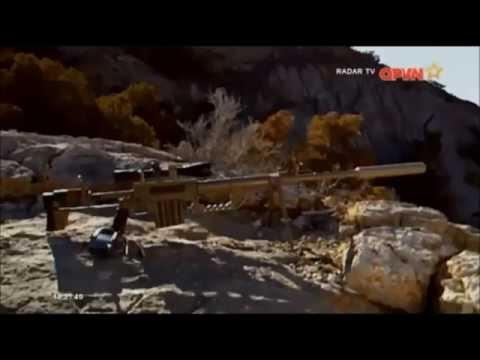 """""""Khiếp"""" CheyTac Intervention với khả năng bắn tỉa 2,3 km chuẩn xác"""