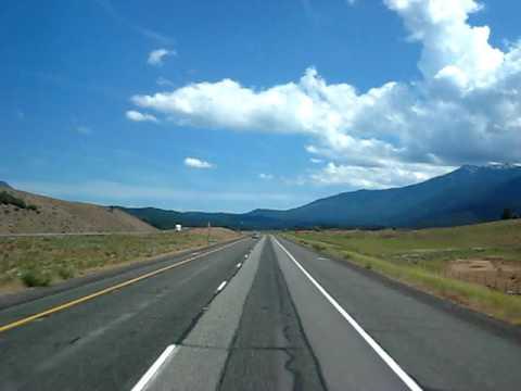 CA I-5 SB, Yreka-Mt Shasta