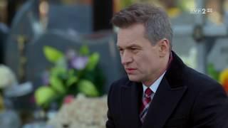 """""""Na dobre i na złe"""" – """"Ja bardziej pasuję do rodziny Adamssów"""" – scena z odc. 732"""