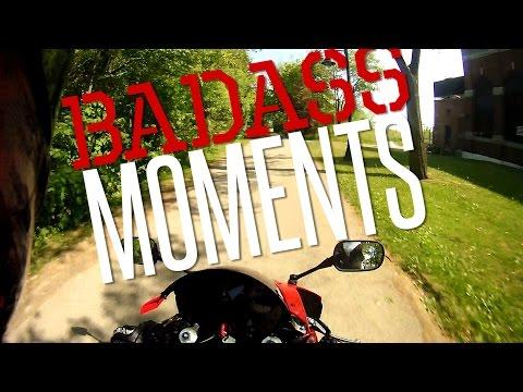 BADASS BIKER MOMENTS