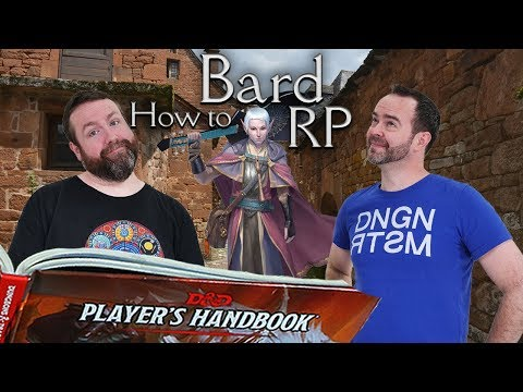 Bards: How to RP in 5e Dungeons & Dragons - Web DM