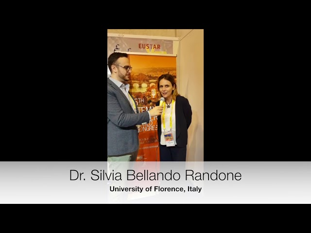 Dr. Silvia Bellando Randone interview VEDOSS project