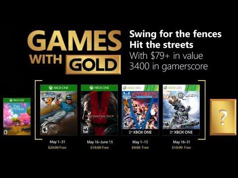 Games with Gold Mai 2018: Kostenlose Xbox One/Xbox 360 Spiele