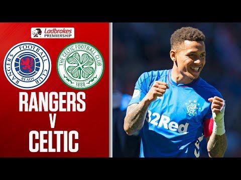 Rangers 2-0 Celtic | Tavernier And Arfield Score In Dominant Derby Display! | Ladbrokes Premiership