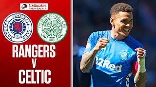 Rangers 2-0 Celtic | Tavernier and Arfield Score in Dominant Derby Display! | Ladbrokes Premiership