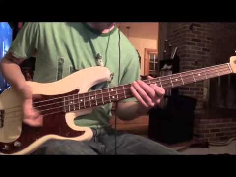 Download Youtube: Slap Bass Solo on a P-Bass
