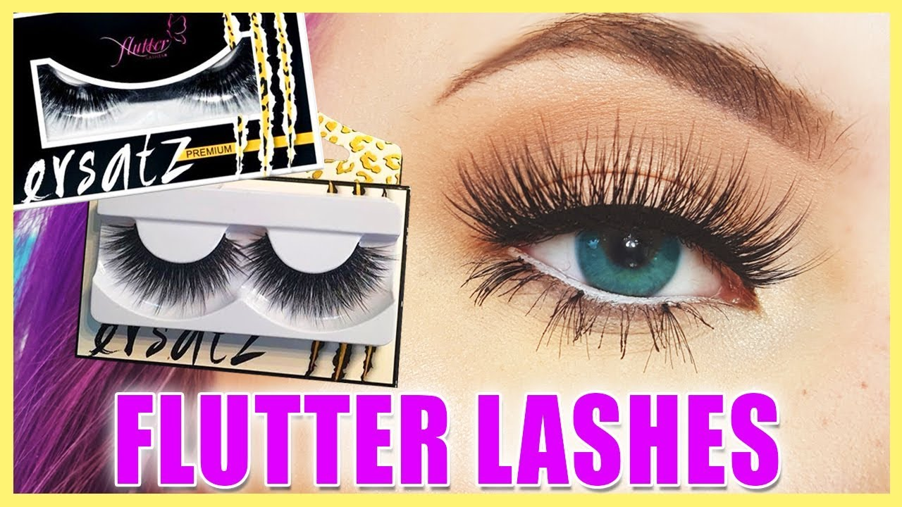 Shayla Mink by Flutter Lashes #12