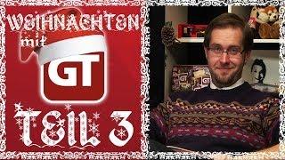 Thumbnail für Weihnachten mit GameTube - Teil 3: Zeit zur Besinnung mit der Weihnachtsgeschichte
