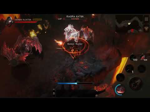 Diablo Immortal possible gameplay