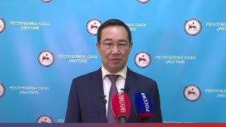 Прямое включение с брифинга Айсена Николаева по ситуации с коронавирусом в республике