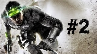 Splinter Cell Blacklist Gameplay Walkthrough Part 2 - Safehouse