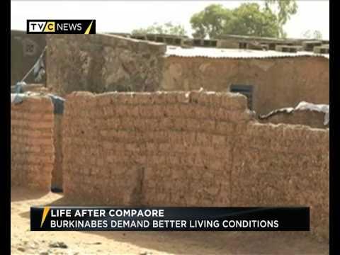 LIFE IN BURKINA FASO