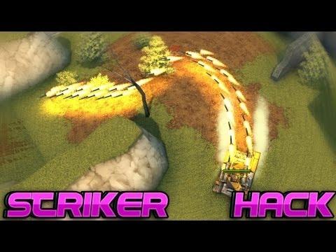 Tanki Online INSANE STRIKER HACK!! Test Server