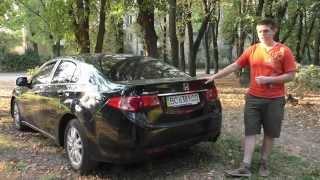Honda Accord 2012! 2.0 6MT Обзор через 3,5 года эксплуатации!