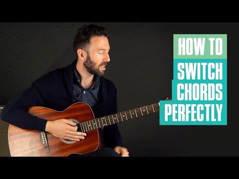 Guitar Chord Switching Exercises | Guitar Tricks