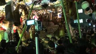 2011年播州姫路・灘のけんか祭り本宮・「東山vs八家」