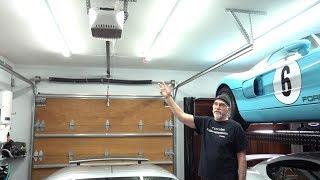 Tom's Garage, Season 2 - Episode 3 'Car Lift for Low Ceiling Garage'