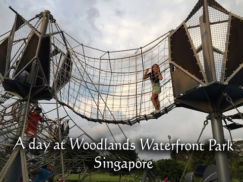 Woodlands Waterfront Park Playground, Singapore