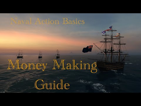 Naval Action Basics: Money Making Guide