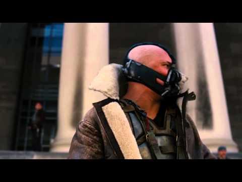 The Dark Knight Rises  - Bane Blackgate Prison Speech FULL HD 1080p