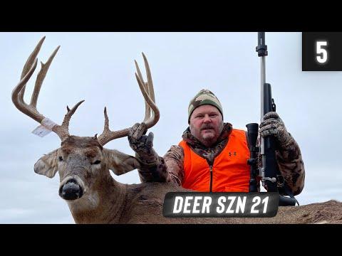 Deer Hunting IOWA Late Season | BONUS BUCK