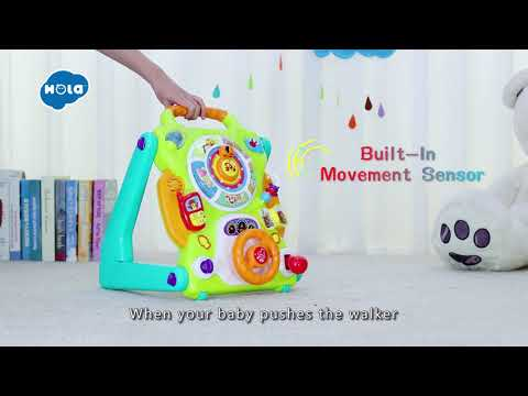 3 in 1 Baby Sit to Stand Walker
